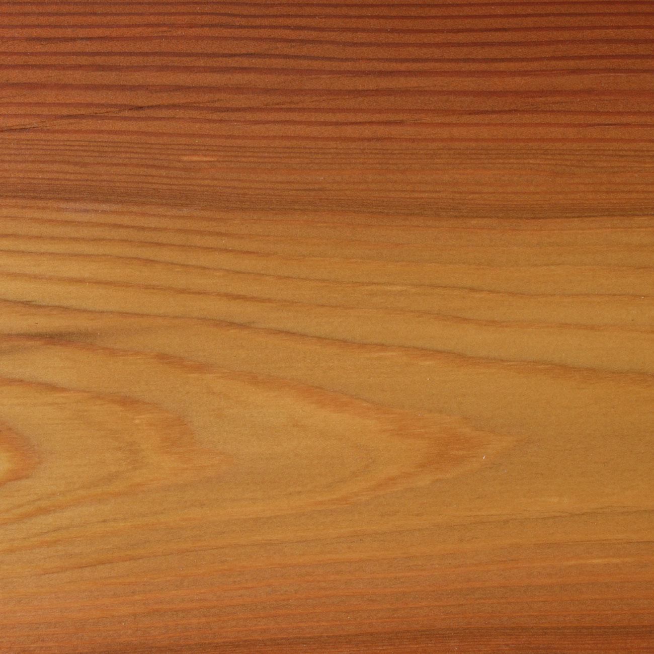 60.Lärche geschliffen, mit Faxe Speziallauge zzgl. 5% Faxe Combicolor hellbraun gelaugt und mit Faxe Holzbodenöl natur geöl