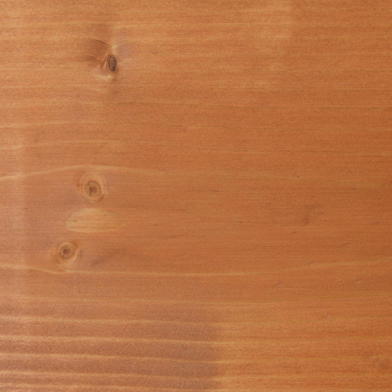 109. Fichte geschliffen mit Faxe Speziallauge zzgl. 5% Faxe Combicolor Mahagoni gelaugt und mit Faxe Holzbodenöl natur geöltöl