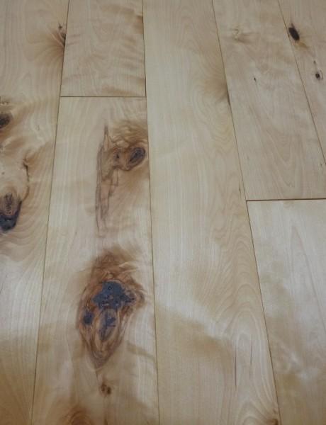 Massivholzdiele Birke wildlife / naturnah Manufaktur Diele,