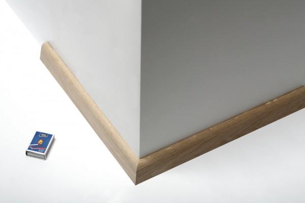 Sockelleiste roh 40x22mm