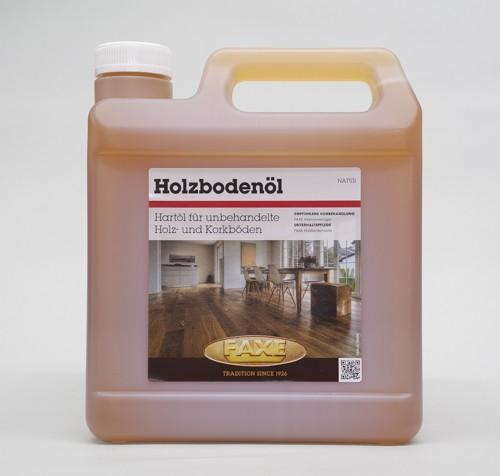 Faxe Holzbodenöl natur 2,5 l Gebinde