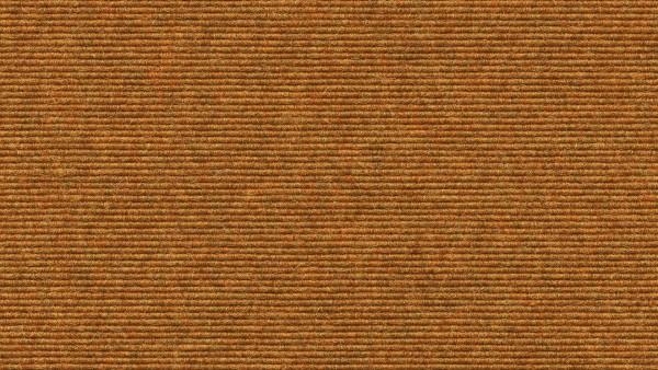 tretford-Teppich EVER, Bahnenware mit Juterücken Nr. 564 Bernstein