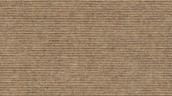 tretford-Teppich EVER, Bahnenware mit Juterücken Nr. 555 Gobi