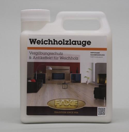 Faxe Weichholzlauge 1,0 l Gebinde