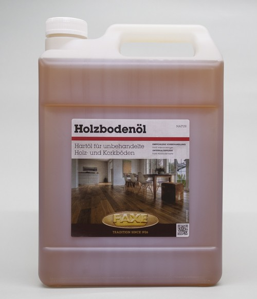 Faxe Holzbodenöl natur 5 l Gebinde