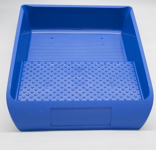 Storch Farb-Wanne, Kunststoff blau, Größe: 30/33