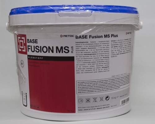 Base Fusion MS Plus SMP-basierter Parkettklebstoff