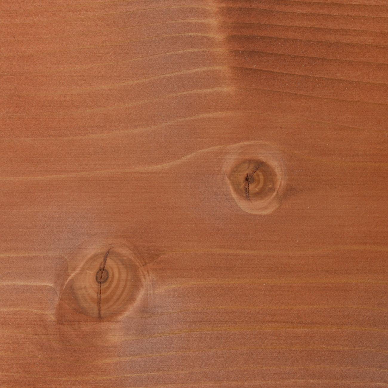 117.Fichte geschliffen mit Faxe Speziallauge zzgl. 5% Faxe Combicolor rotbraun gelaugt und mit Faxe Holzbodenöl natur geölt