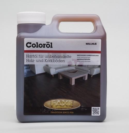 Faxe Coloröl walnuß 1 l Gebinde