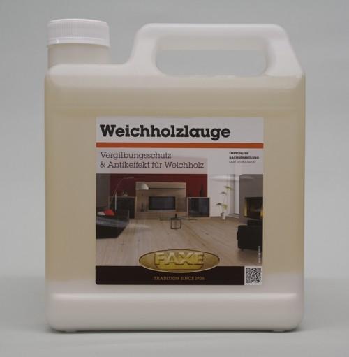 Faxe Weichholzlauge 2,5 l Gebinde