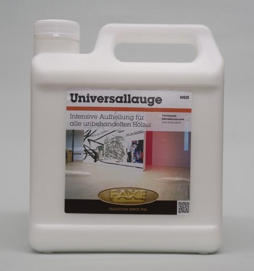 Faxe Universallauge weiß 2,5 l Gebinde