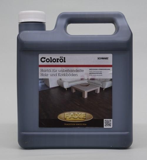 Faxe Coloröl schwarz 2,5 l Gebinde