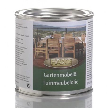 Faxe Gartenmöbelöl natur 0,75 l Gebinde