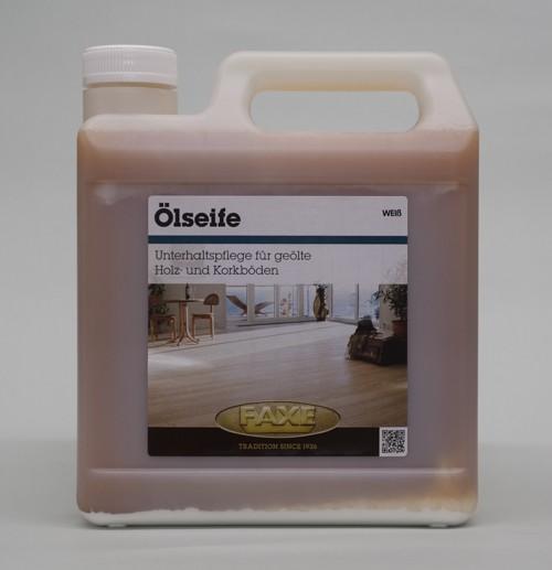 Faxe Ölseife weiß 2,5 l Gebinde