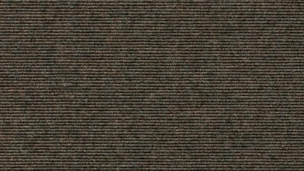 tretford-Teppich EVER, Bahnenware mit Juterücken Nr. 512 Schiefer