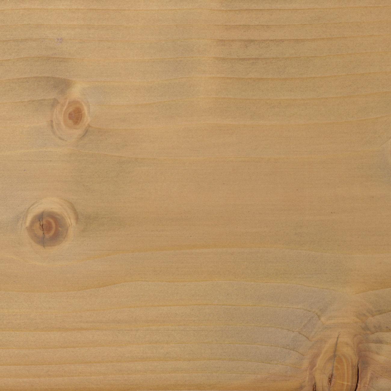 115. Fichte geschliffen mit Faxe Speziallauge zzgl. 5% Faxe Combicolor grau gelaugt und mit Faxe Holzbodenöl natur geölt