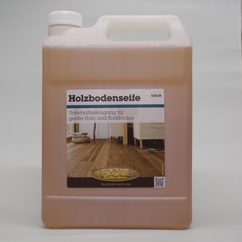 Faxe Holzbodenseife natur 5 l Gebinde