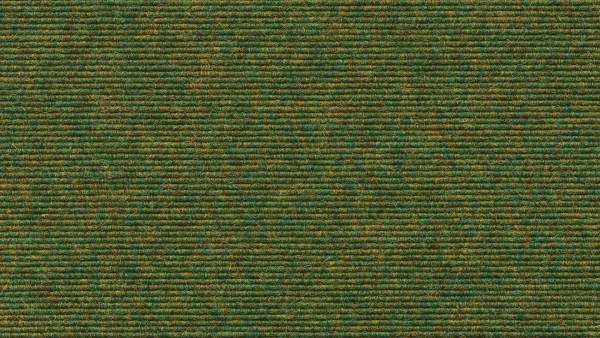tretford-Teppich EVER, Bahnenware mit Juterücken Nr. 556 Farn