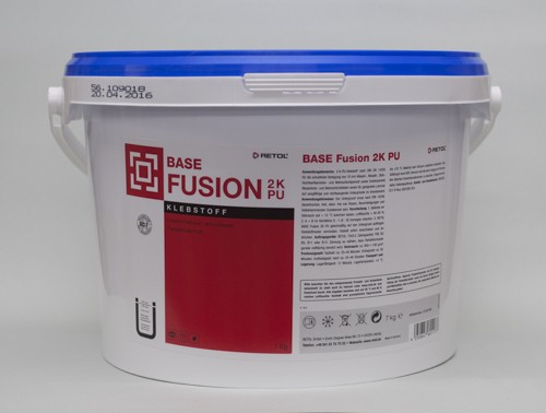 BASE Fusion 2 K PU - Zweikomponenten-Parkettkleber