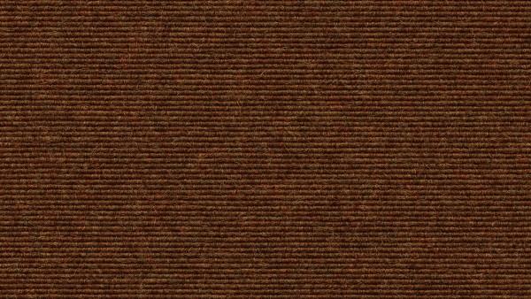tretford-Teppich EVER, Bahnenware mit Juterücken Nr. 573 Tabak