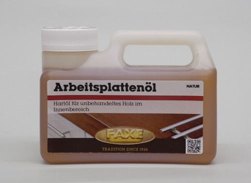 Faxe Arbeitsplattenöl natur 0,75 l Gebinde