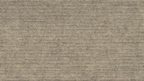 tretford-Teppich EVER, Bahnenware mit Juterücken Nr. 515 Quarz