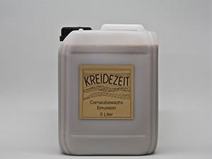 Carnaubawachs Emulsion 5 l