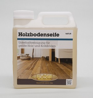 Faxe Holzbodenseife natur 1 l Gebinde