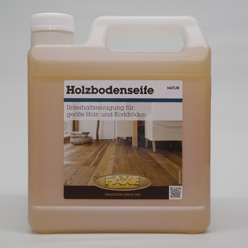 Faxe Holzbodenseife natur 2,5 l Gebinde