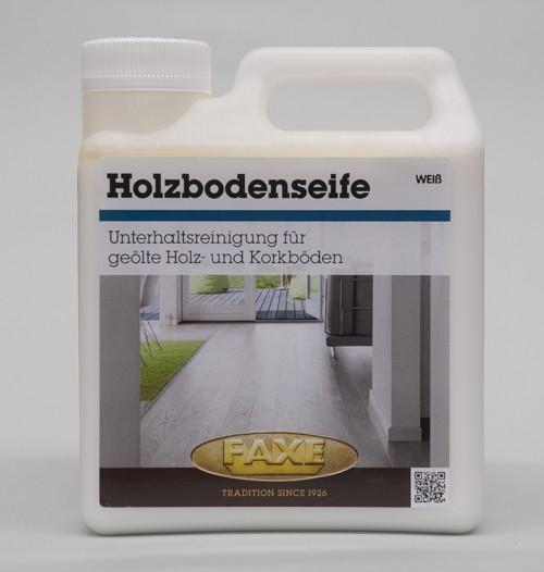 Faxe Holzbodenseife weiß 1 l Gebinde