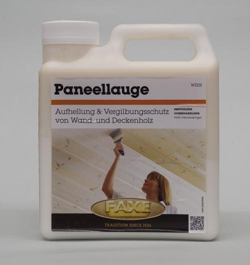 Faxe Paneellauge weiß, lasierend (classic) 1 l Gebinde