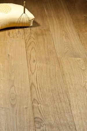 Eiche select - Landhausdiele - Massivholz