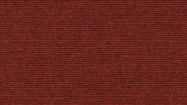 tretford-Teppich EVER, Bahnenware mit Juterücken Nr. 633 Granat