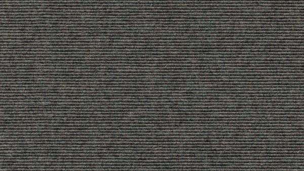 tretford-Teppich EVER, Bahnenware mit Juterücken Nr. 523 Zink