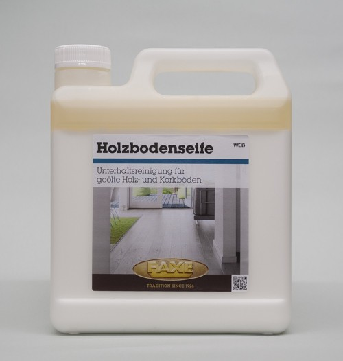 Faxe Holzbodenseife weiß 2,5 l Gebinde