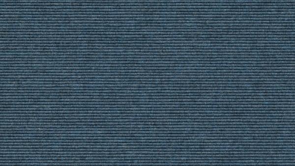 tretford-Teppich EVER, Bahnenware mit Juterücken Nr. 514 Jeans