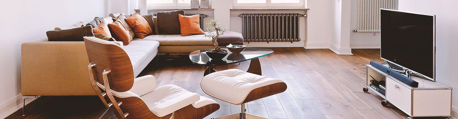 landhausdielen nat rliche holzdielen schwimmend verlegen. Black Bedroom Furniture Sets. Home Design Ideas